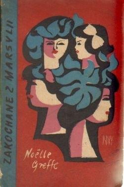 Okładka książki Zakochane z Marsylii