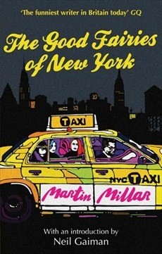 Okładka książki The Good Fairies of New York
