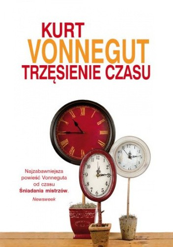 Okładka książki Trzęsienie czasu