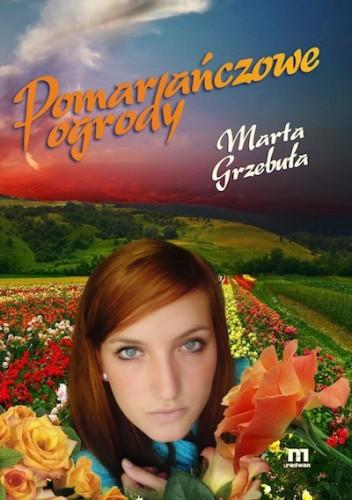Okładka książki Pomarańczowe ogrody