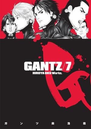 Okładka książki Gantz Volume 07