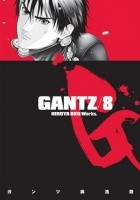 Gantz Volume 08