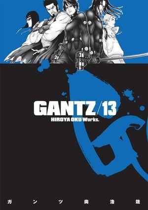 Okładka książki Gantz Volume 13