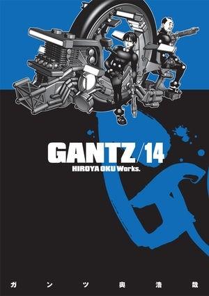 Okładka książki Gantz Volume 14