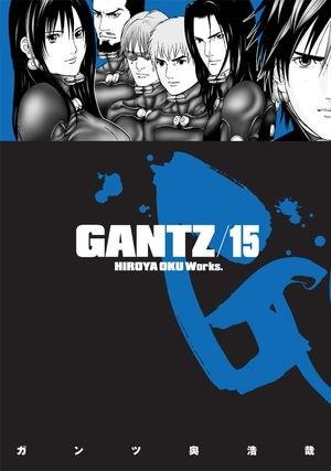 Okładka książki Gantz Volume 15