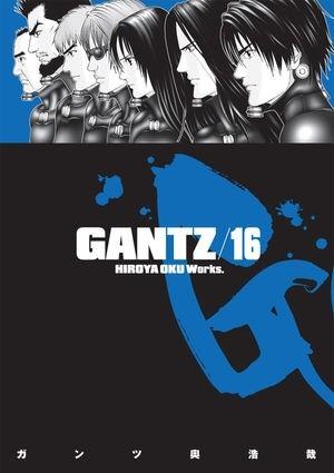 Okładka książki Gantz Volume 16