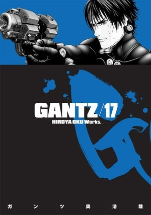 Okładka książki Gantz Volume 17