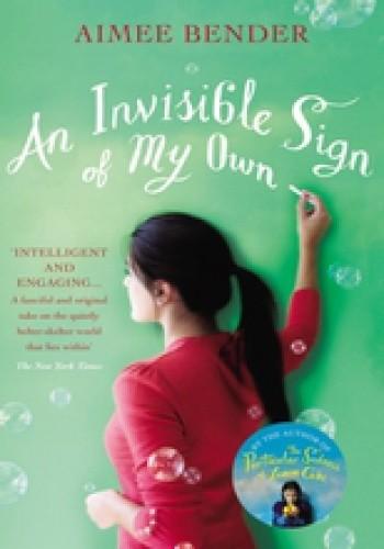 Okładka książki An Invisible Sign of My Own