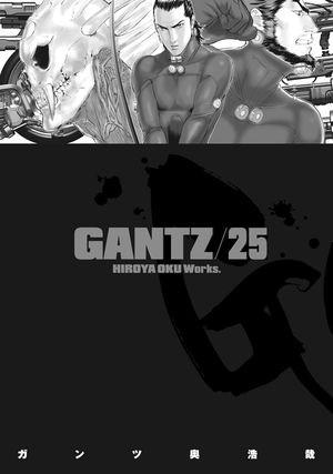 Okładka książki Gantz Volume 25