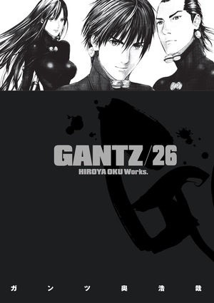 Okładka książki Gantz Volume 26