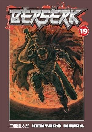 Okładka książki Berserk Volume 19