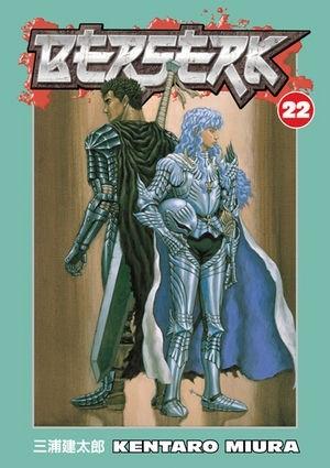 Okładka książki Berserk Volume 22