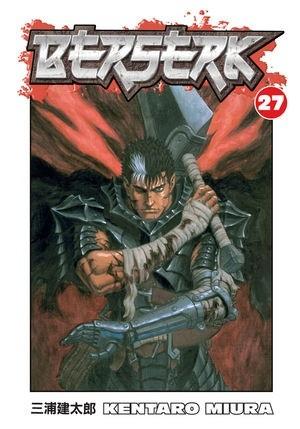Okładka książki Berserk Volume 27