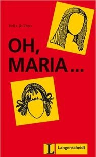 Okładka książki Oh, Maria...