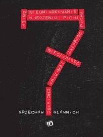 Okładka książki 7 grzechów głównych : antologia