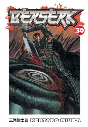Okładka książki Berserk Volume 30