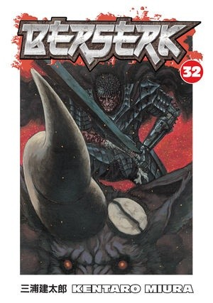 Okładka książki Berserk Volume 32