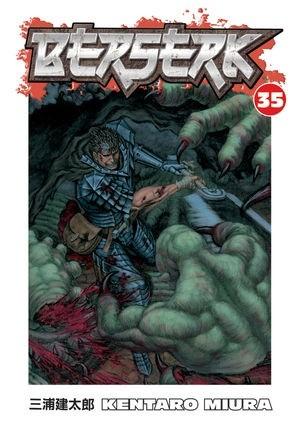 Okładka książki Berserk Volume 35