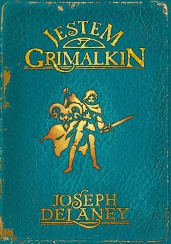 Okładka książki Jestem Grimalkin