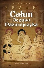 Okładka książki Całun Jezusa Nazarejczyka