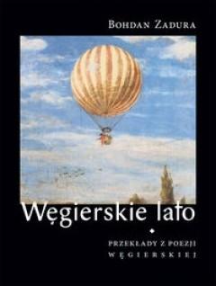 Okładka książki Węgierskie lato