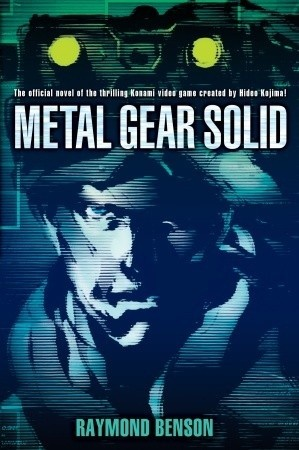 Okładka książki Metal Gear Solid