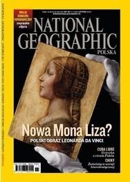 Okładka książki National Geographic 11/2012 (158)