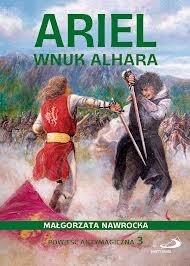 Okładka książki Ariel wnuk Alhara