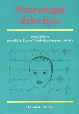 Okładka książki Neurologia dziecięca