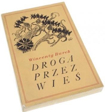 Okładka książki Droga przez wieś