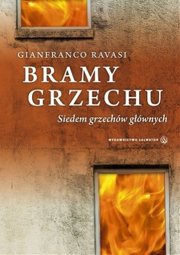 Okładka książki Bramy Grzechu. Siedem grzechów głównych.
