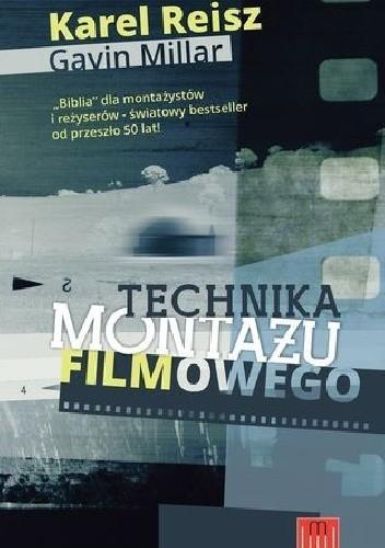 Okładka książki Technika montażu filmowego