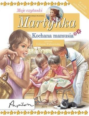 Okładka książki Martynka. Kochana mamusia