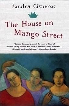 Okładka książki The House on Mango Street