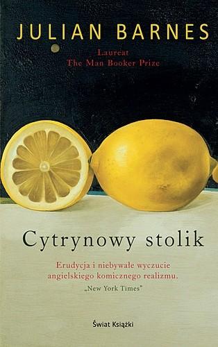 Okładka książki Cytrynowy stolik
