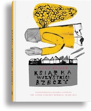 Okładka książki Książka wszystkich rzeczy