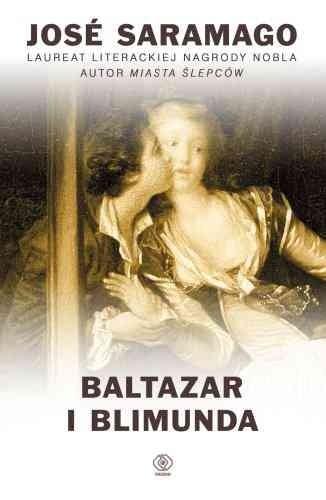 Okładka książki Baltazar i Blimunda