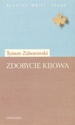 Okładka książki Zdobycie Kijowa