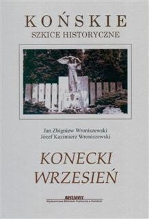 Okładka książki Konecki Wrzesień