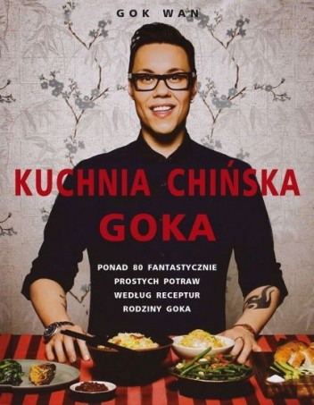 Okładka książki Chińska kuchnia Goka