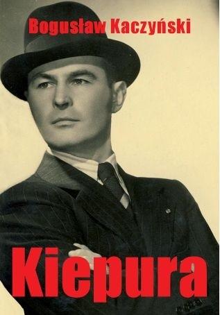 Okładka książki Kiepura