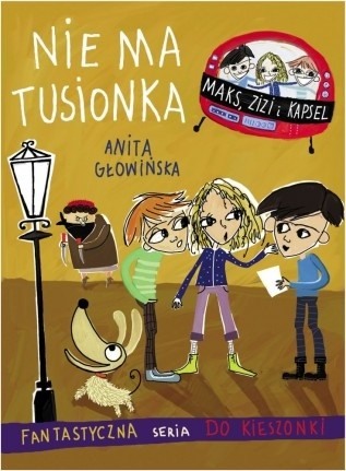 Okładka książki Nie ma Tusionka