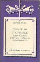 Okładka książki PRÉFACE DE CROMWELL suivie d'extraits d'autres préfaces dramatiques