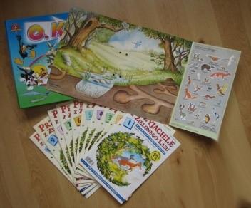 Okładka książki Przyjaciele  z Zielonego Lasu