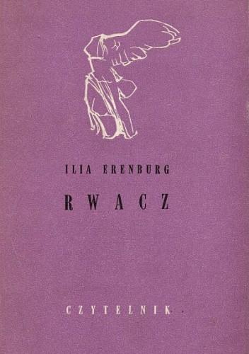 Okładka książki Rwacz