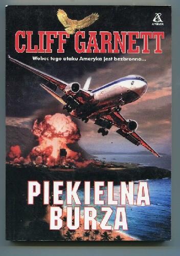 Okładka książki Piekielna burza
