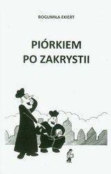 Okładka książki Piórkiem po zakrystii
