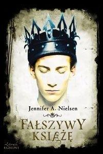 Okładka książki Fałszywy książę