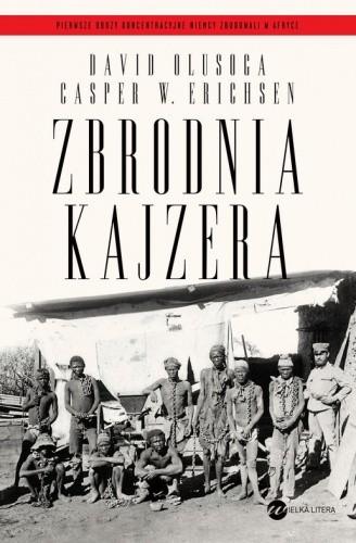 Okładka książki Zbrodnia Kajzera