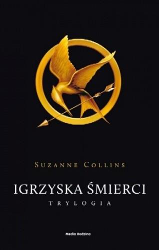 Okładka książki Igrzyska Śmierci - Trylogia